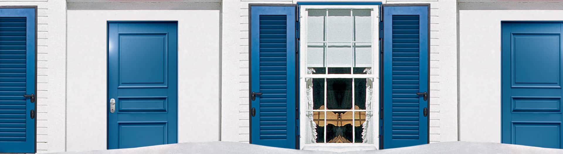 Drzwi oraz bramy